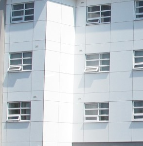 small windows